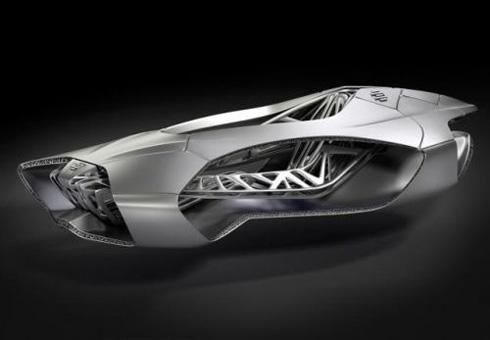 3D Printing Car Headlights