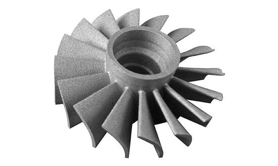 metal 3d printer material