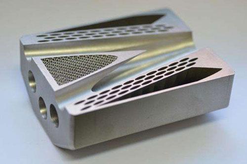 3d printed metal properties